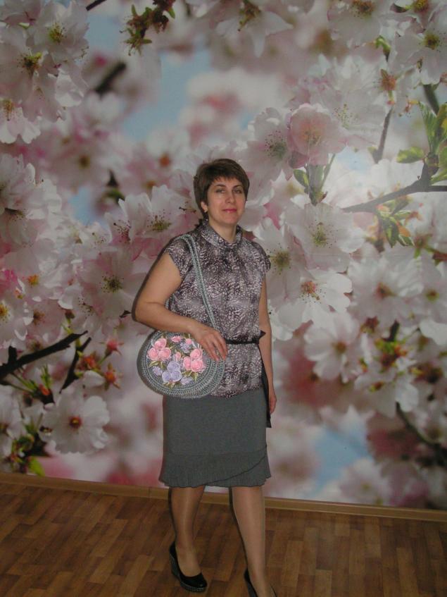 сумочки ручной работы, сумка женская, сумочка вязаная, сумочка из лент
