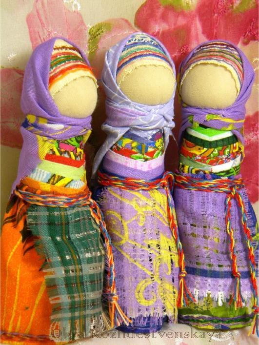 Куклы обереги на замужество своими руками