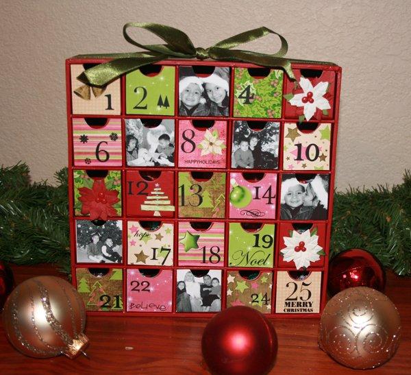 адвент-календари