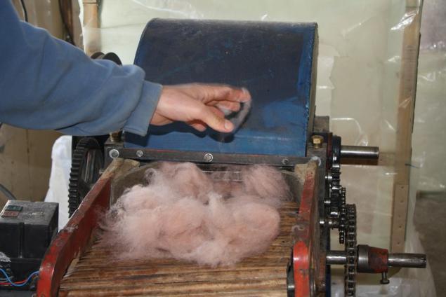 производство кардочеса