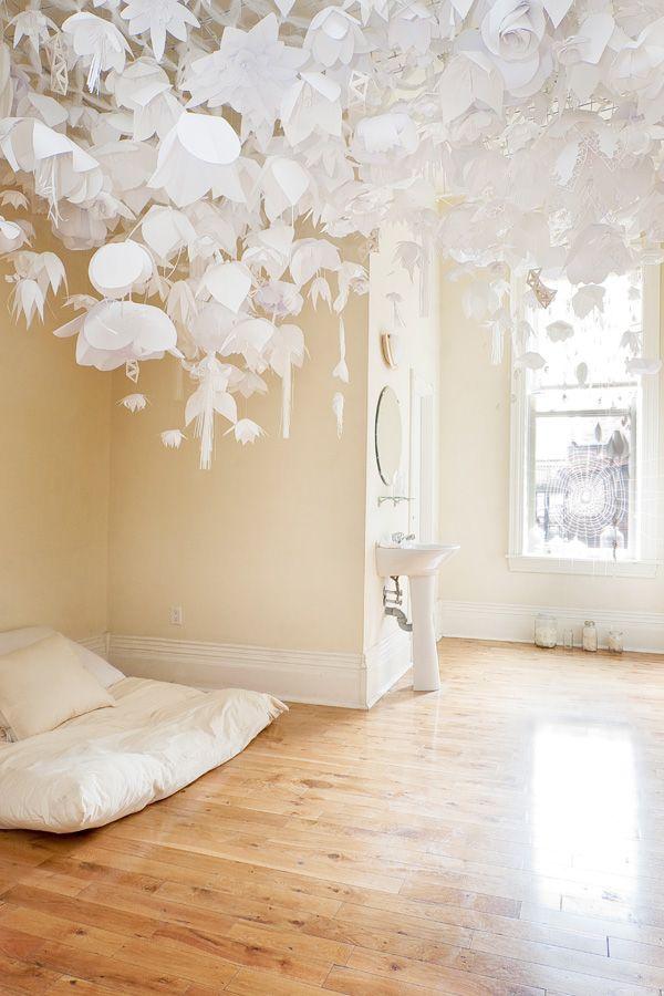Декор для квартиры своими руками из бумаги