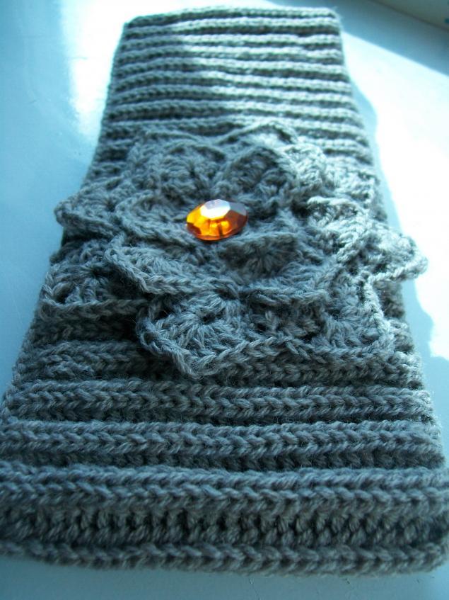 шарф, осень 2013