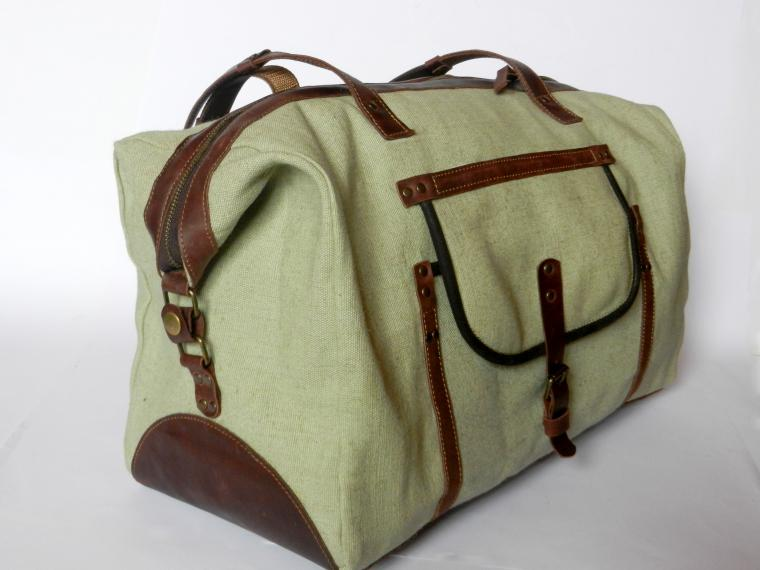 Мужская сумка из брезента своими руками 30
