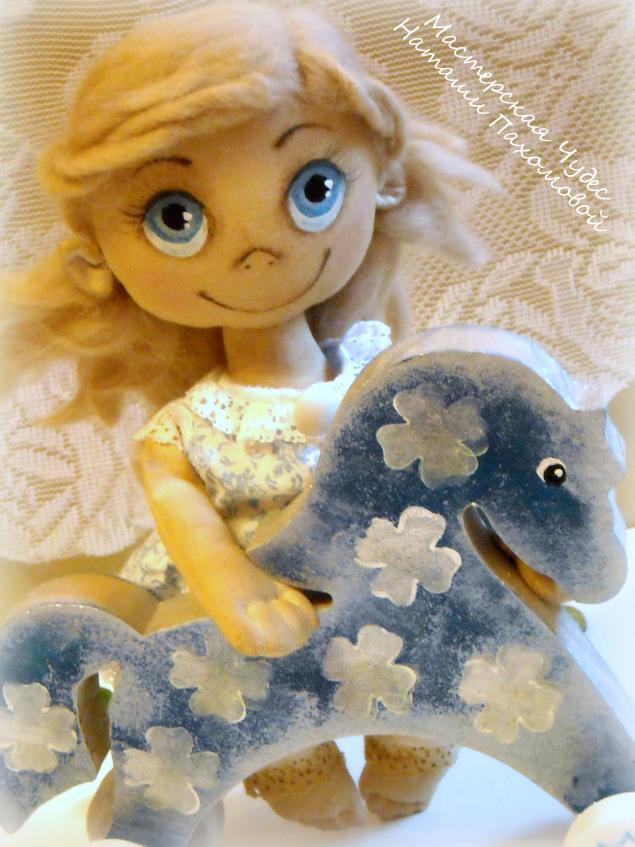 мастер-класс, мк москва, авторская кукла, кукла своими руками, ароматизированная кукла