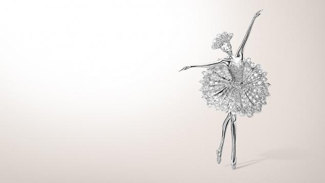 Танец, как источник вдохновения в украшениях Van Cleef & Arpels, фото № 1