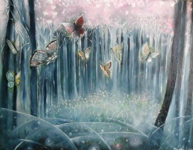 аукцион, картина, счастье, фэнтези, удача, красота, фантазийные сюжеты, фантазийные картины