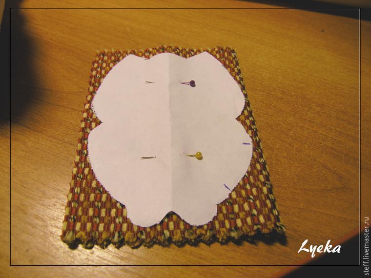 Шьем симпатичную совушку, фото № 9
