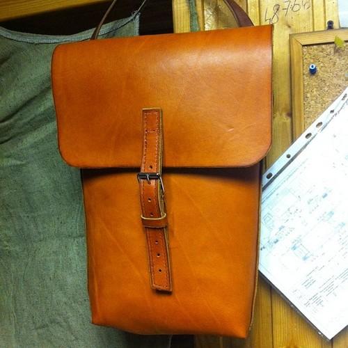 сумка, рюкзак, натуральная кожа, ручная работа