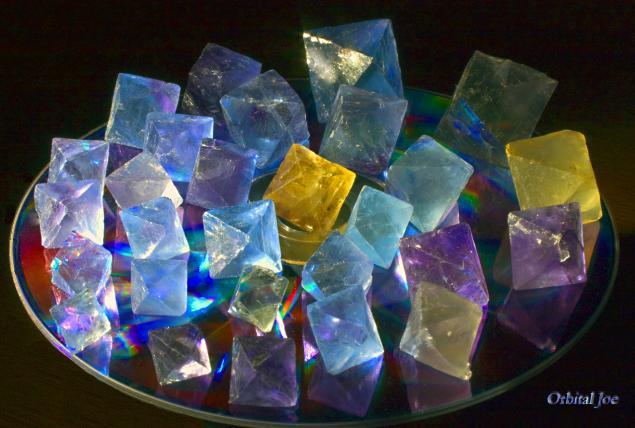 Характеристика и свойства флюорита