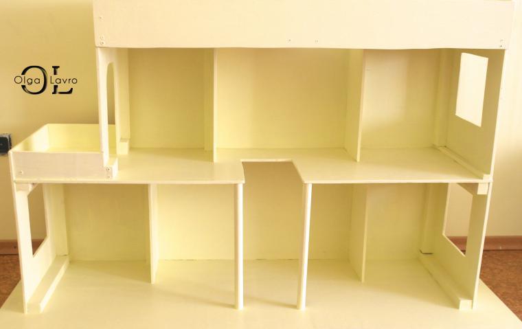 Мебель для барби из фанеры своими руками