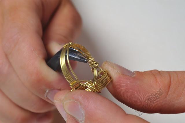 Властелин колец, или Как создать перстень из одного цельного куска проволоки, фото № 30