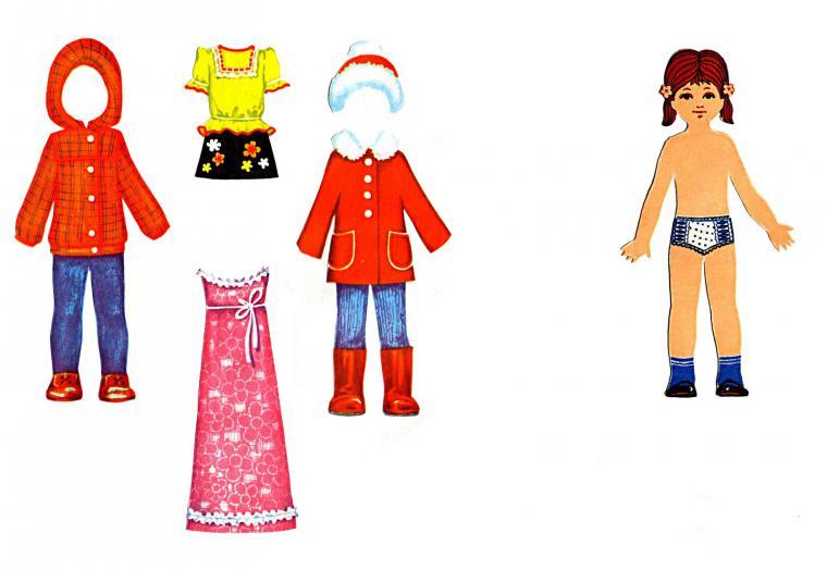 куклы, куклы и игрушки, детская, бумагопластика