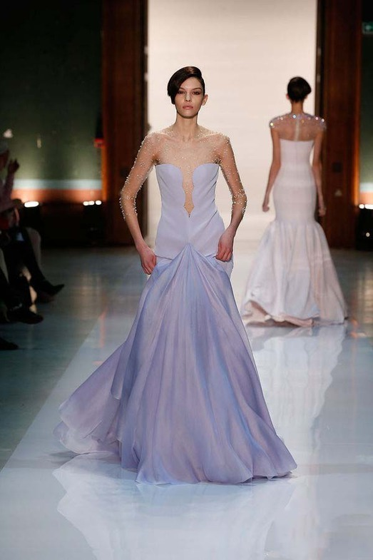 Georges Hobeika Haute Couture весна-лето 2014, фото № 29