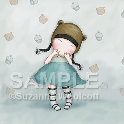 Куколки Сьюзен Вулкотт, фото № 37