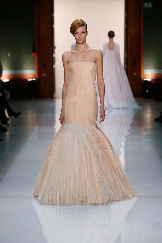 Georges Hobeika Haute Couture весна-лето 2014, фото № 20