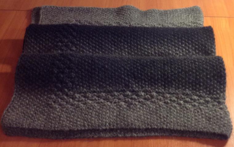 вязание на заказ, шерстяной плед