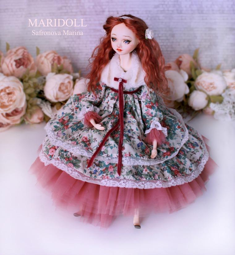 сафронова марина куклы