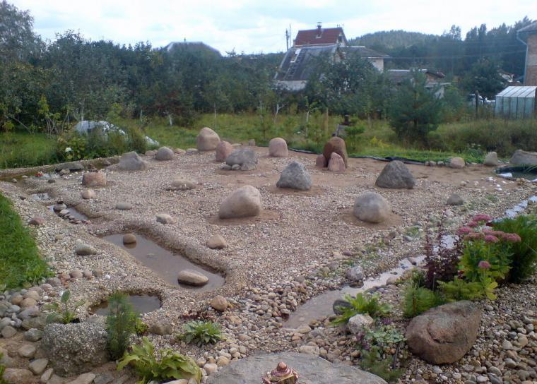 Микромиры: японские сады камней, фото № 11