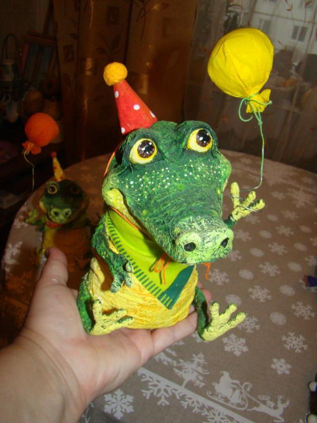 Зелёный крокопоратив, фото № 6