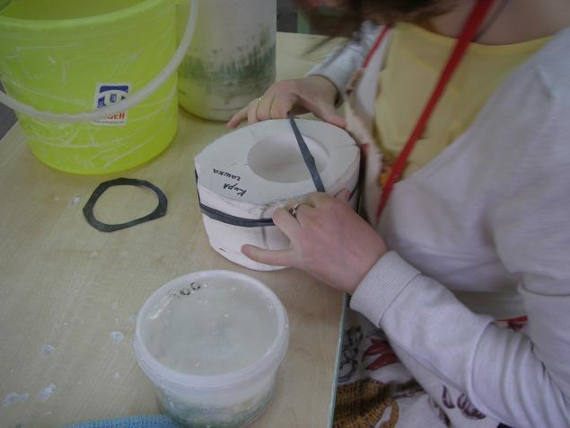 научиться формовке, роспись фарфора, авторский фарфор