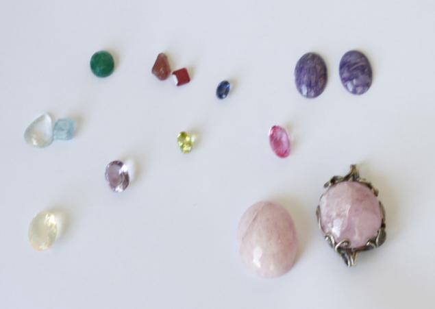 камни для ювелирных