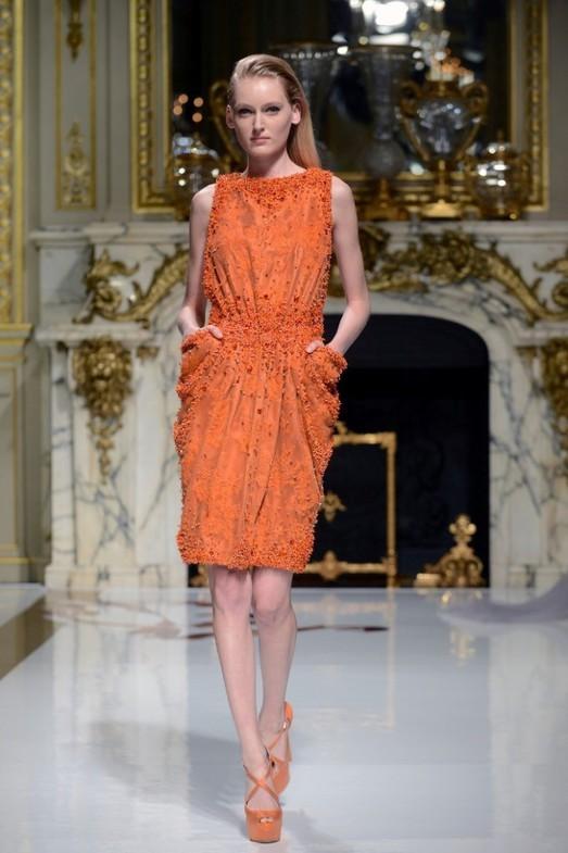 Charlotte Licha Haute Couture весна-лето 2014, фото № 14