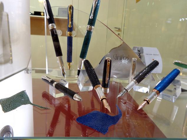 перьевые ручки, ручка-роллер, ручная работа, серебро 925 пробы