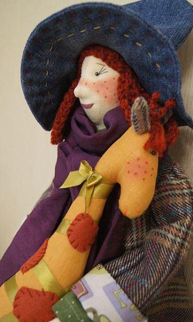 Курс «Кукла в стиле Тильда. Игрушки с душой и для души», фото № 9
