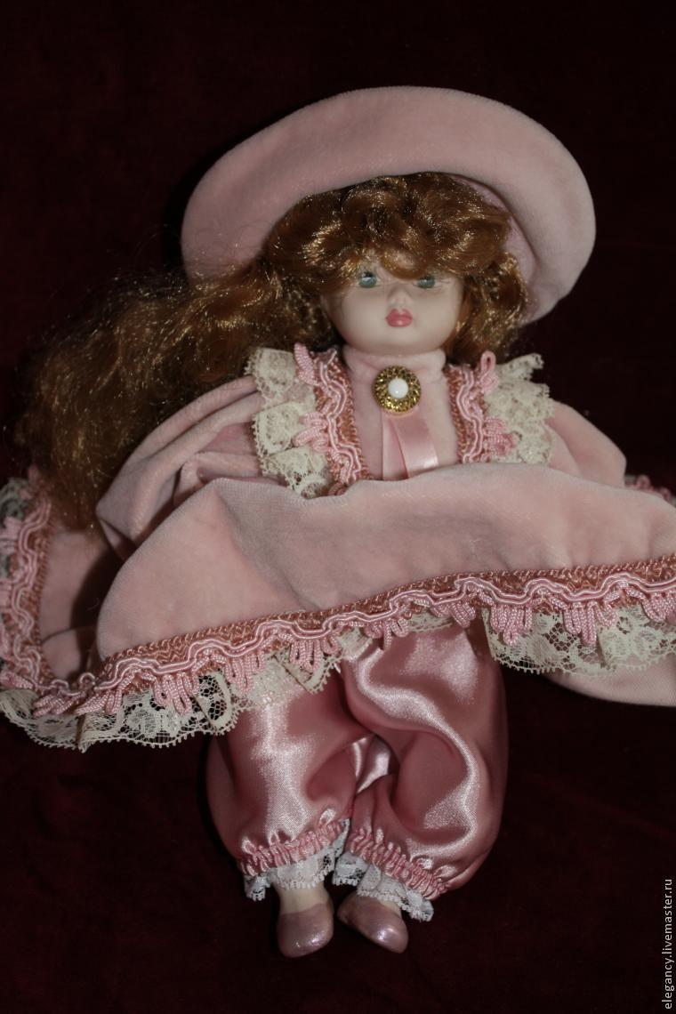 выкройки шьем одежду для кукол