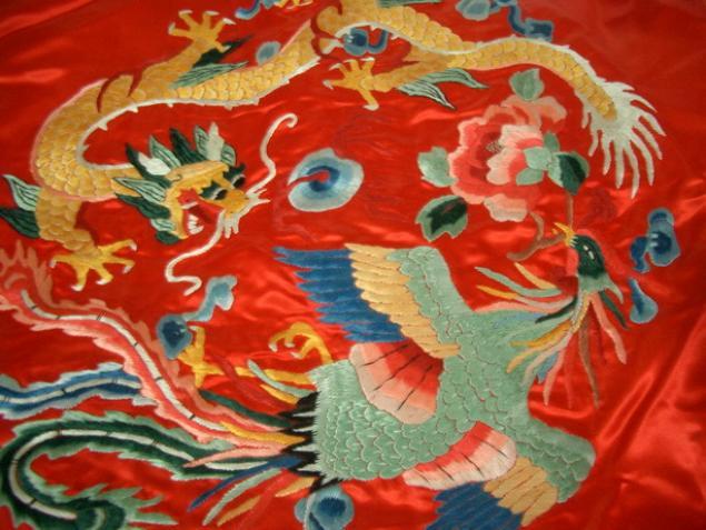 Сычуаньская вышивка называется