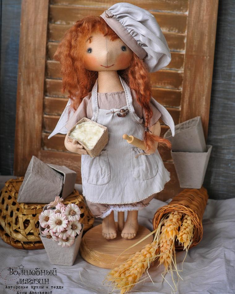 Кукла метлушка мастер класс 176