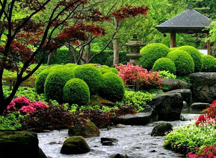 Микромиры: японские сады камней, фото № 1