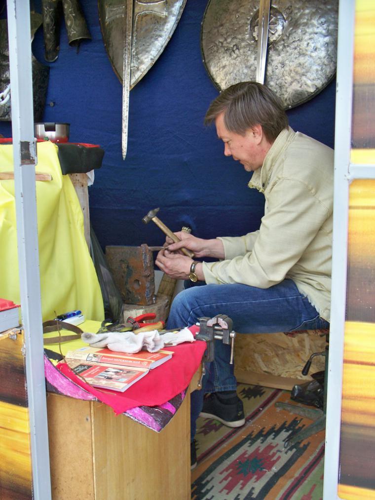 О жизни: Флудилка: Чебоксарский Арбат и Город мастеров