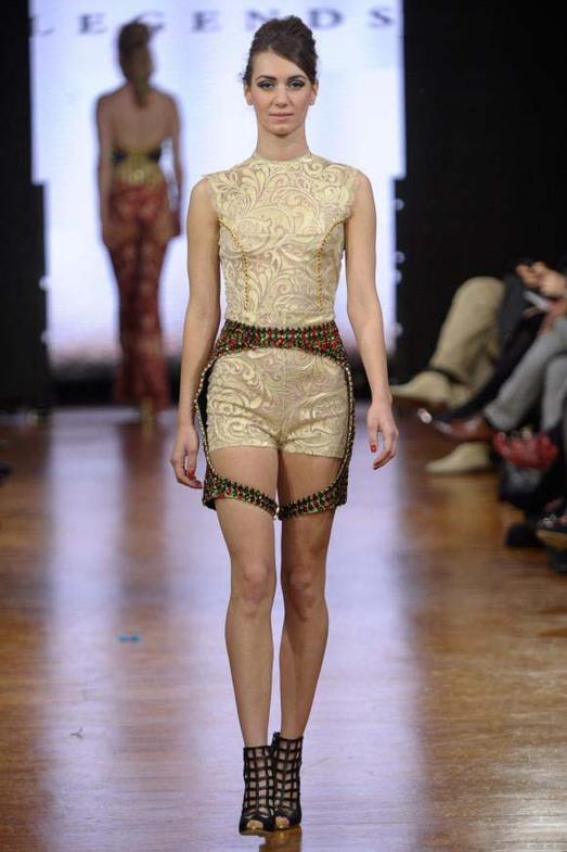 Legends by Bilal Barrage Haute Couture весна-лето 2014, фото № 25
