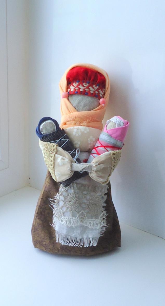 кукла своими руками, мастерская тамары