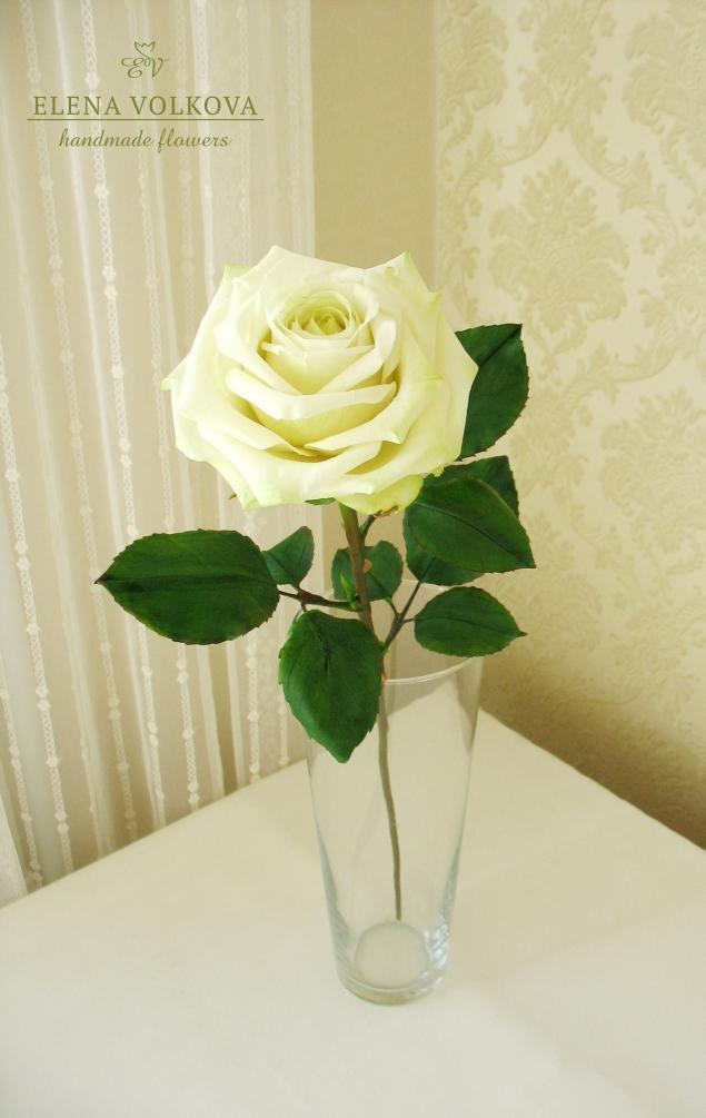 цветок декор