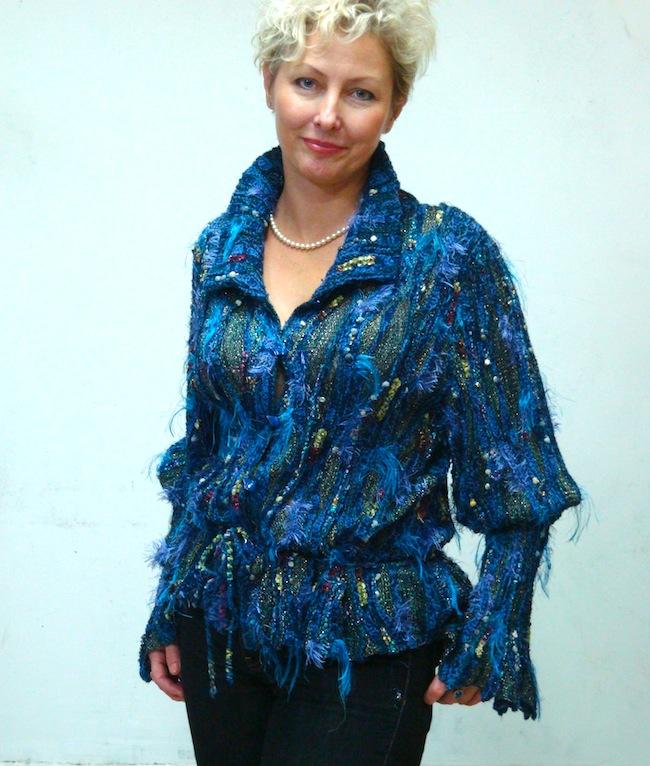 дизайнерская одежда, авторский трикотаж