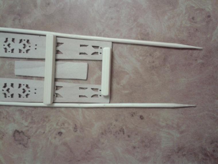Мастерим декоративный забор с цветочными горшками для мини-садика, фото № 14