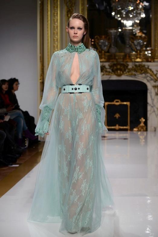 Charlotte Licha Haute Couture весна-лето 2014, фото № 7