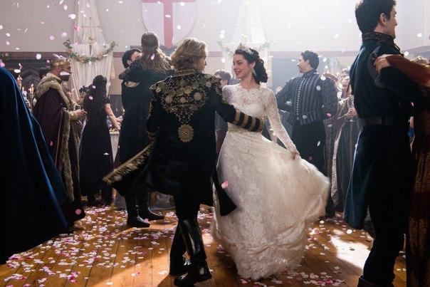 в какой серии красная свадьба