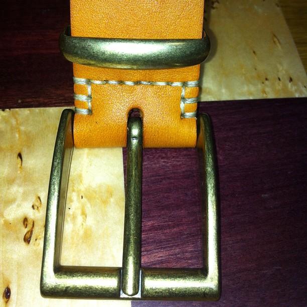 натуральная кожа, ремень ручной работы, leathercraft