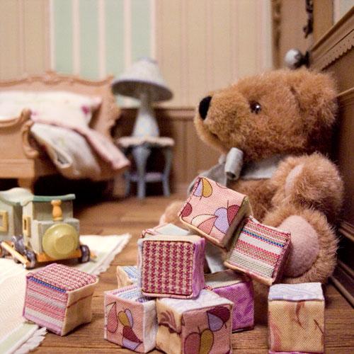 Невероятные кукольные домики и интерьеры Hila Rosenberg. Часть 2, фото № 7