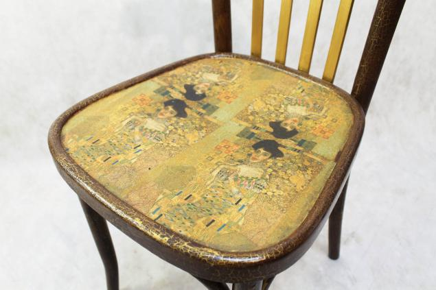 стул, реставрация