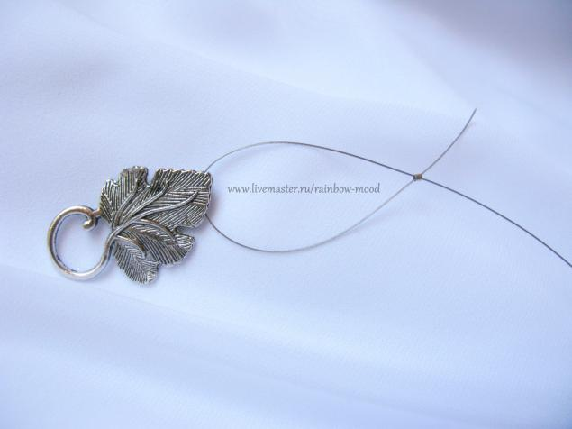 Создаем браслет «Лесной вальс», фото № 3