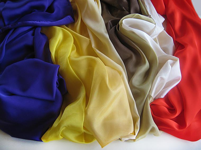 шарф - бусы