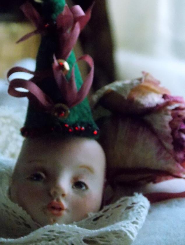 кукла, мастерская