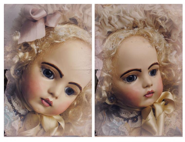 куклы, новый год