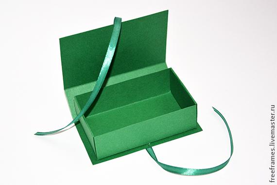 Шкатулка или коробочка своими руками