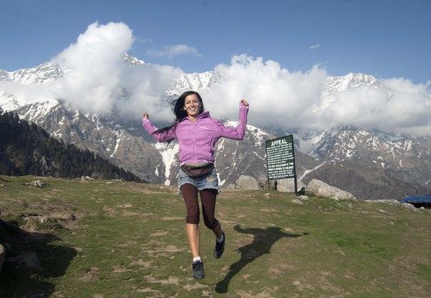 азия, горы