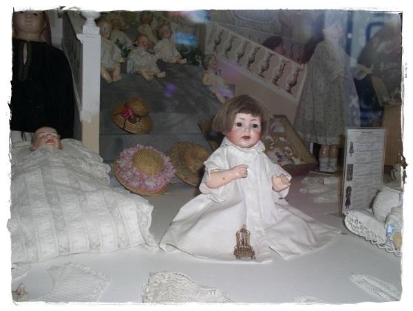 антикварные игрушки